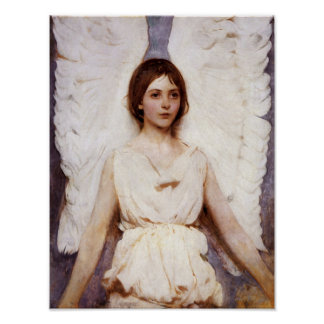 Angel Abbott Handerson Thayer Posters