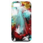 Angel Abstract iPhone 5 Cases