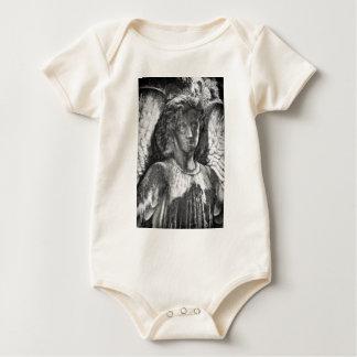 Ángel agraciado mameluco de bebé