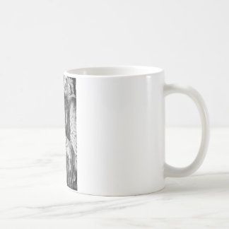 Ángel agraciado taza clásica