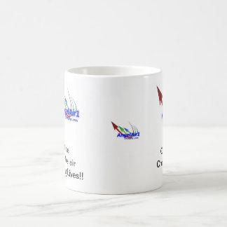 Angel Air color morphing mug