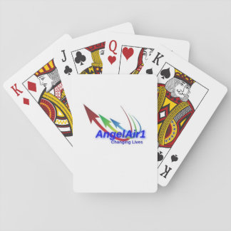 Angel Air playing cards