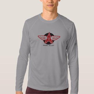 Angel Alley Men's New Balance Long Sleeve T-Shirt