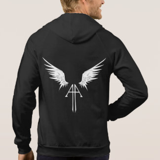 Angel Anatomy Logo Hoodie (Men's)