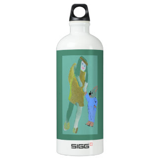 angel and a little rabbit from eBooks SIGG Traveler 1.0L Water Bottle
