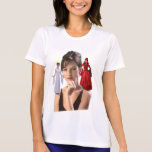 Angel and Devil on my Shoulders Tee Shirts