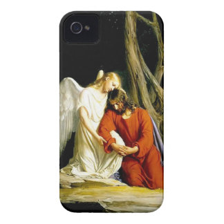 ANGEL AND JESUS IPHONE4 CASE