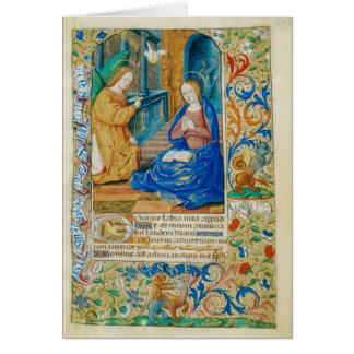 Angel and Mary Card