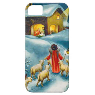 Angel and the sheep iPhone 5 cover