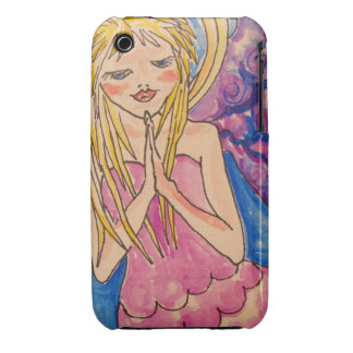 Angel Angelica iPhone Case Case-Mate iPhone 3 Cases
