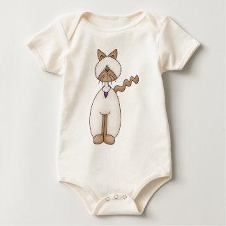 Angel Antics · Cat Baby Bodysuit