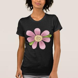 Angel Antics · Flower · Pink Tshirts