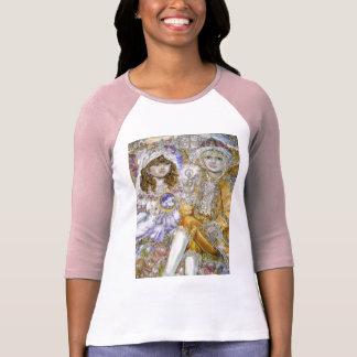 Angel Ariel and Hani L. T-Shirt