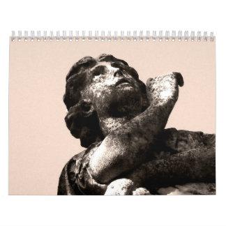 Angel artwork Calendar