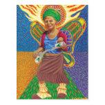 Ángel astral postales