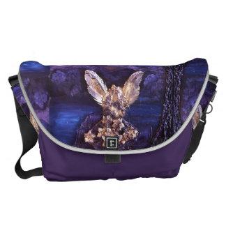 Angel At Sunrise Courier Bag