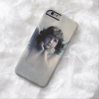 Ángel atractivo dulce del vintage de Cheeked en Funda Para iPhone 6 Barely There