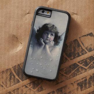 Ángel atractivo dulce del vintage de Cheeked en Funda Para iPhone 6 Tough Xtreme