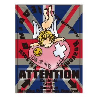 Angel_Attack Tarjetas Postales