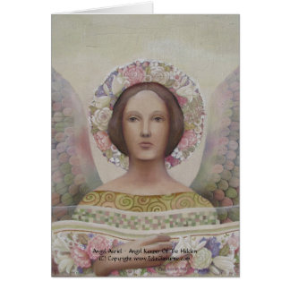 Angel Auriel Card
