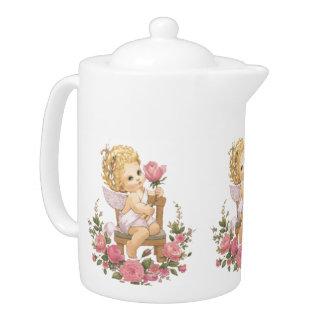 Angel Baby 1 Teapot