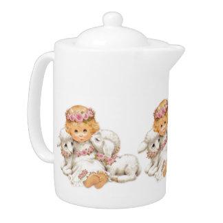 Angel Baby 2 Teapot