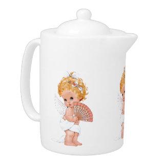 Angel Baby 3 Teapot