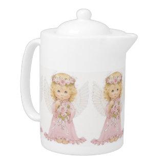 Angel Baby 5 Teapot
