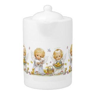 Angel Baby 6 Teapot