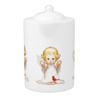 Angel Baby 7 Teapot