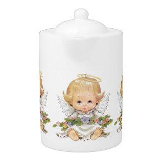 Angel Baby 8 Teapot
