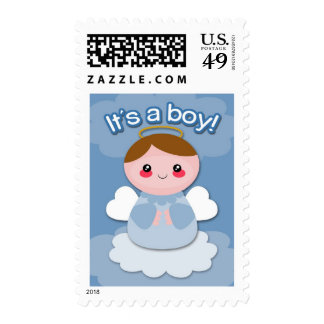 ANGEL Baby Boy - postage