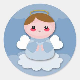 ANGEL Baby Boy - sticker