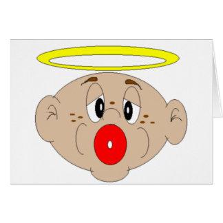 Angel Baby Card