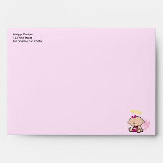 Angel Baby Envelope