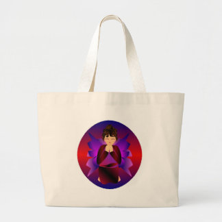 Angel Baby I Canvas Bags