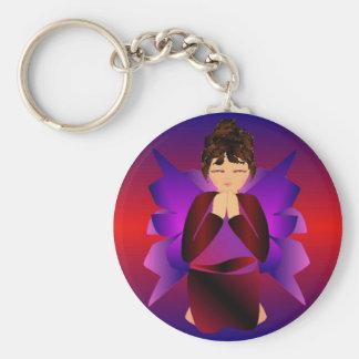 Angel Baby I Keychain