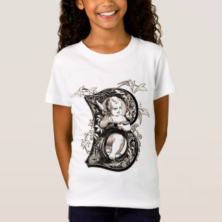 Angel Baby Monogram - Shirt