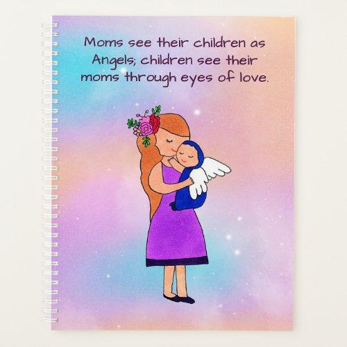 Angel Baby Planner