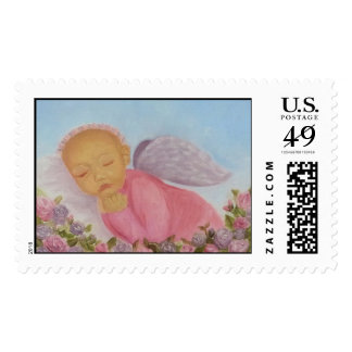 Angel Baby postage