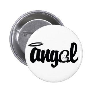 Angel baby - Pregnancy loss awareness pin