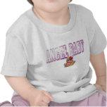 angel baby tee shirts