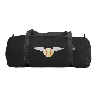 Angel Baseball Gym Bag