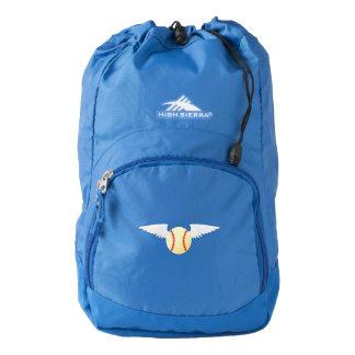 Angel Baseball High Sierra Backpack