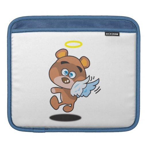 Angel Bear iPad Sleeve