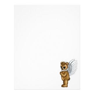 Angel Bear Letterhead