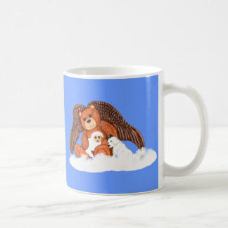 Angel Bear with Bible Verse Mug