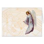Angel Beautiful Messenger of God Greeting Card
