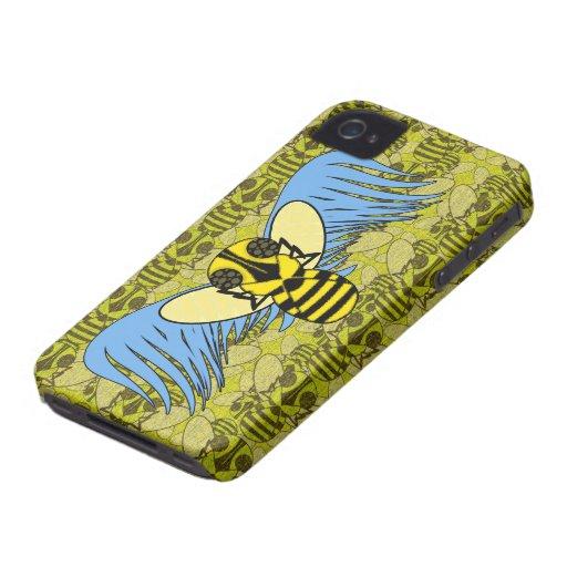 Angel Bee iPhone 4 Case