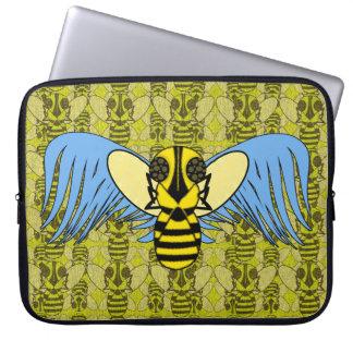 Angel Bee Laptop Sleeve